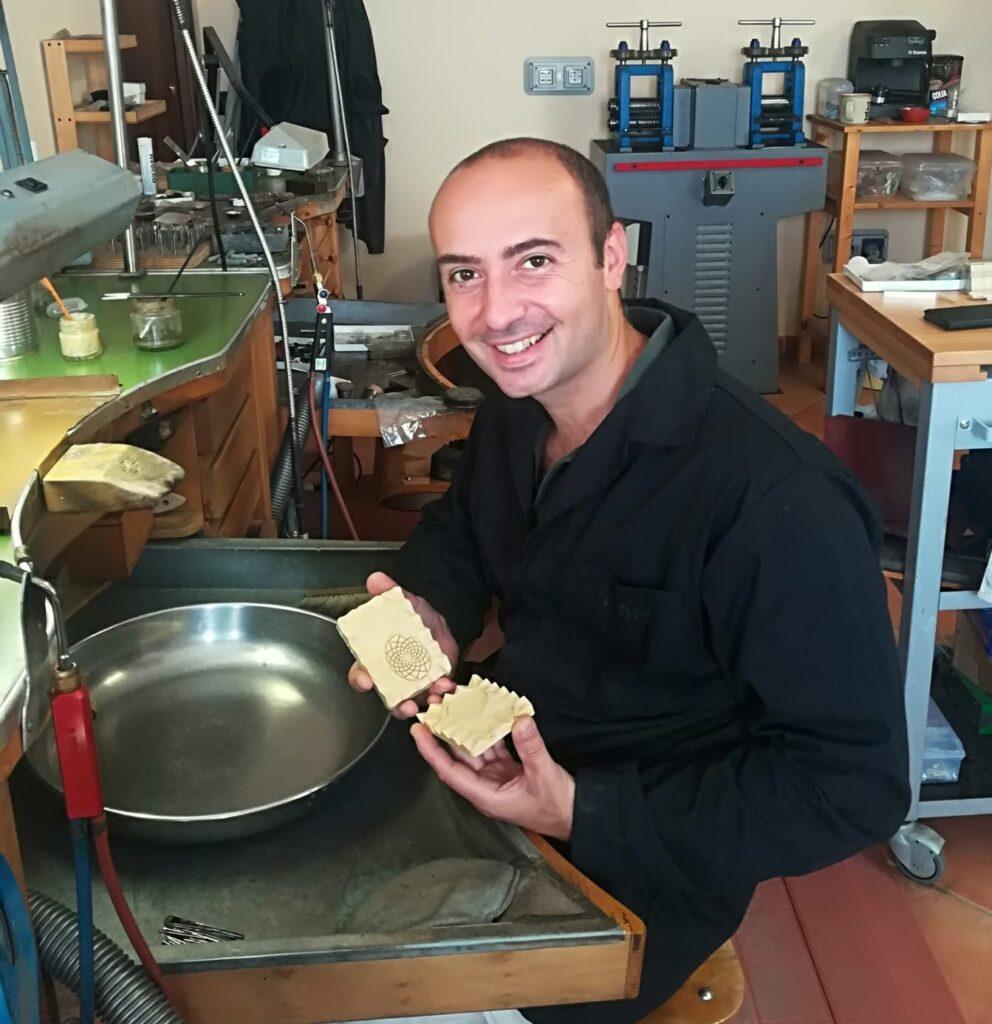 ivan barbato italian gold jewelry designer